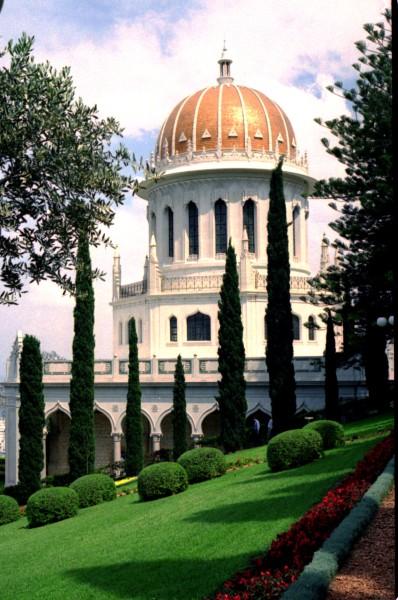 Świątynia Bába